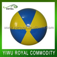 Children Non-toxic Toy Inflatable Promotional PVC Beach Ball