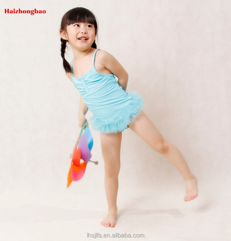 2016 baby beautuful gallus swimming suit/girl baby ballet skirt bathing suit/colorful girl princess tankinis