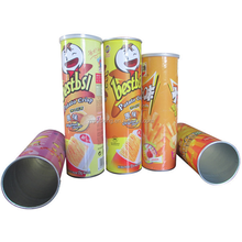 colorful biodegradable eco food cardboard paper tube