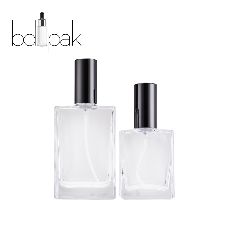 15/ 30ml/50ml Fashion glass perfume bottle