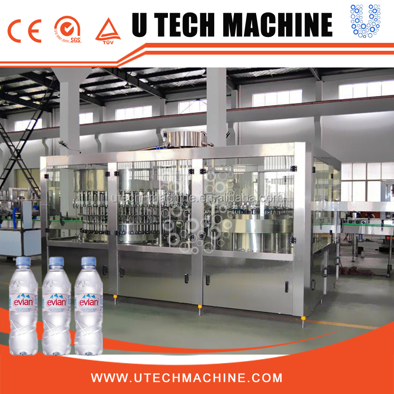 Complete Distilled Water Bottling Plant/Mineral Water Plant Cost