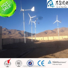 ISO9001 approved 2kw 48v wind turbine/windmill for home use