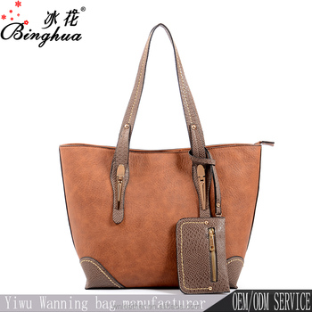 fcc4b2d284d6 C-50160 Hot Selling China Products Fashion Faux Leather Woman Hand Bag -  Buy Women Bag