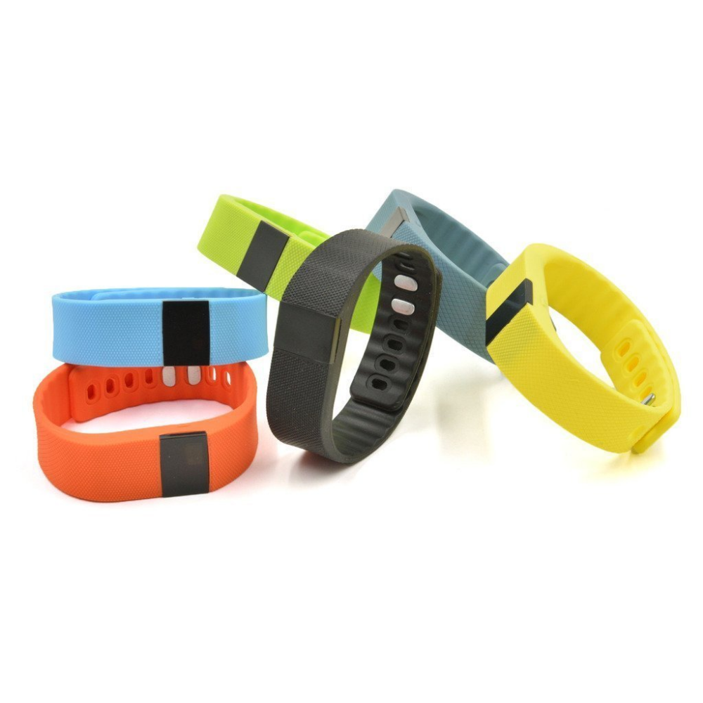 Waterproof Smart Bracelet Wrist Band Pedometer For Android IOS