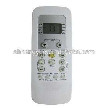 Made For You Remote Control Manual For Carrier Air Conditioner