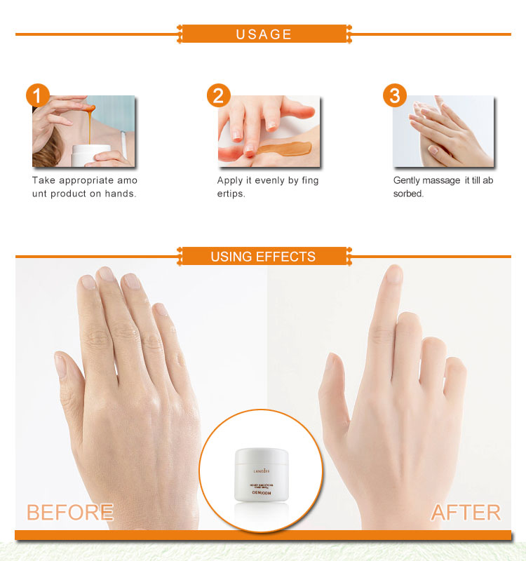 Private Label Hand Care Honey Smoothing Hand Mask