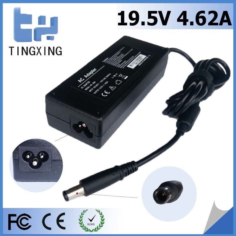 Laptop Adapter 19V4.62A 90W Notebook charger7.4*5.0MM
