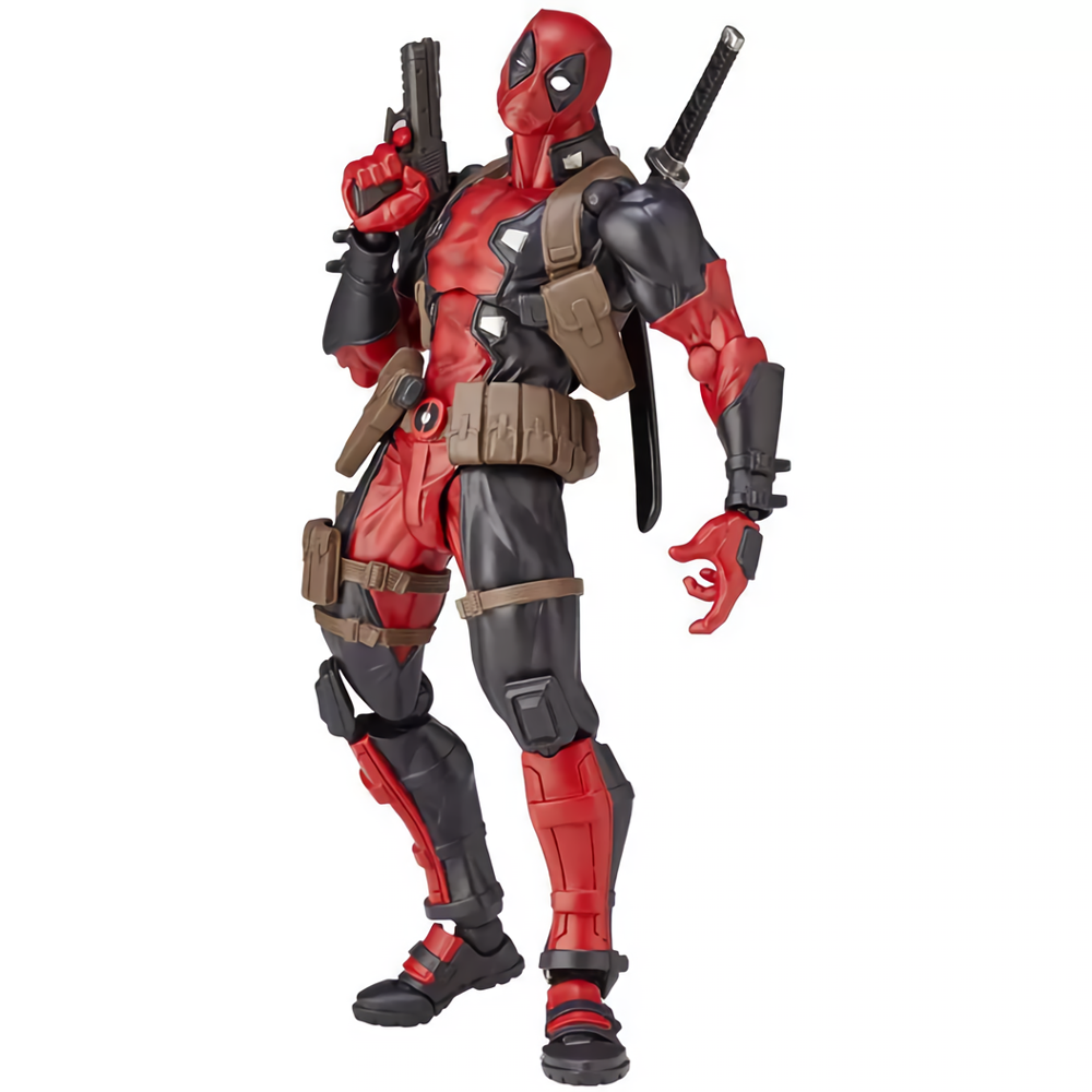 Hot Marvel Movie Figura Popolare Deadpool Action Figure