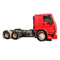 Excellent condition hot selling China used Sinotruk HOWO 6X4 41-50t LHD Rhd Tractor Truck on sale