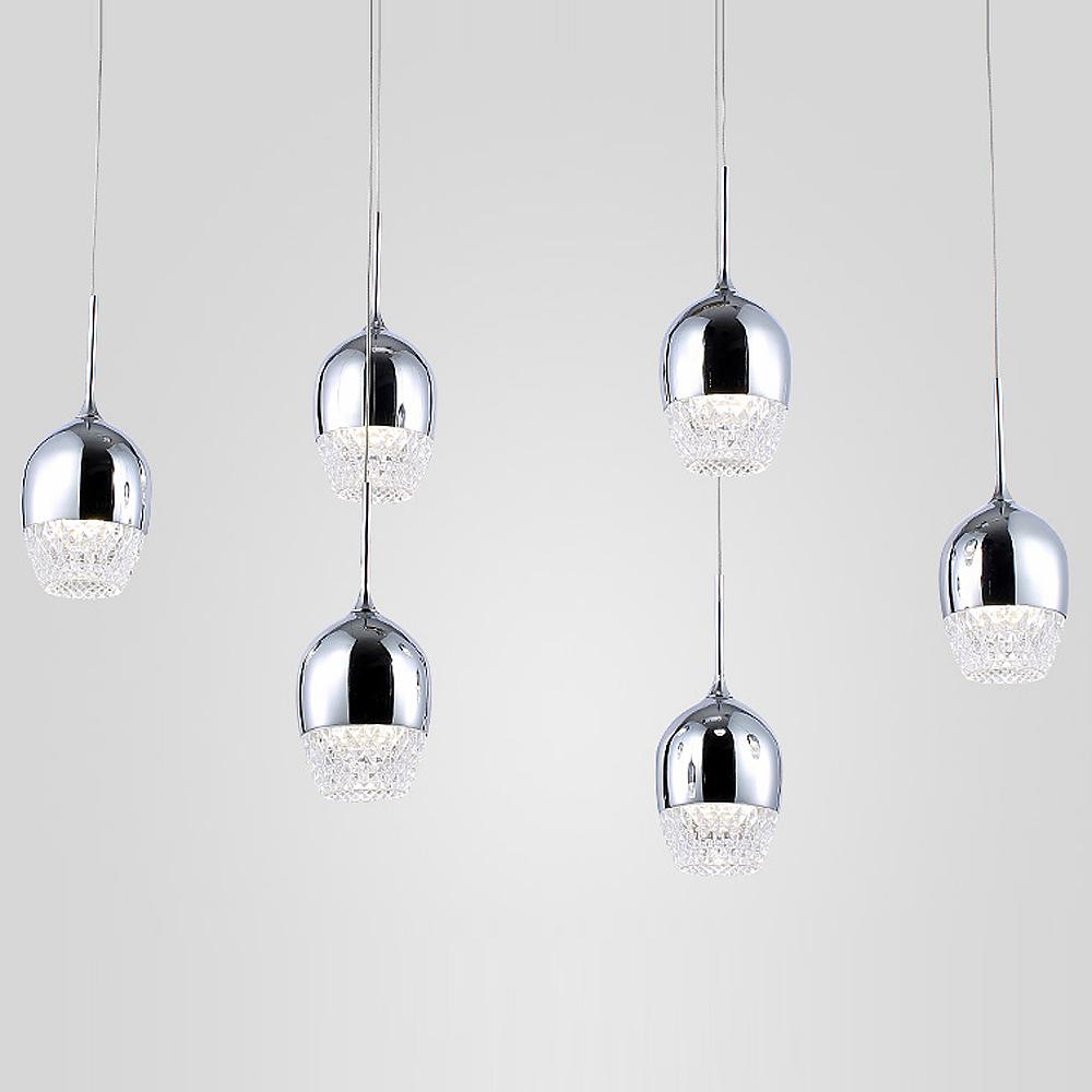 100 Suspended Light Fixtures