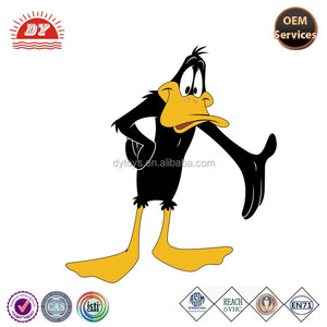 Custom plastic Looney Tunes Daffy duck