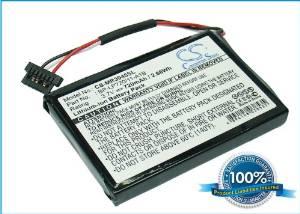Battery2go - 1 year warranty - 3.7V Battery For Magellan RoadMate 3045-LM