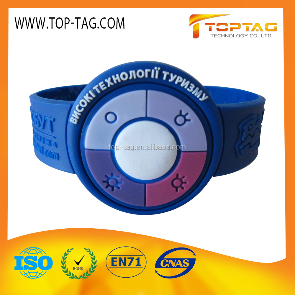 Sports timing equipment systems UHF wristband rfid Tag + reader + antenna
