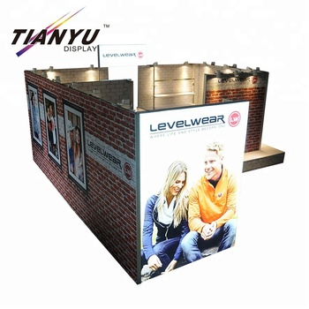 Exhibition Booth Size : Diy customize exhibition booth size ft portable aluminum