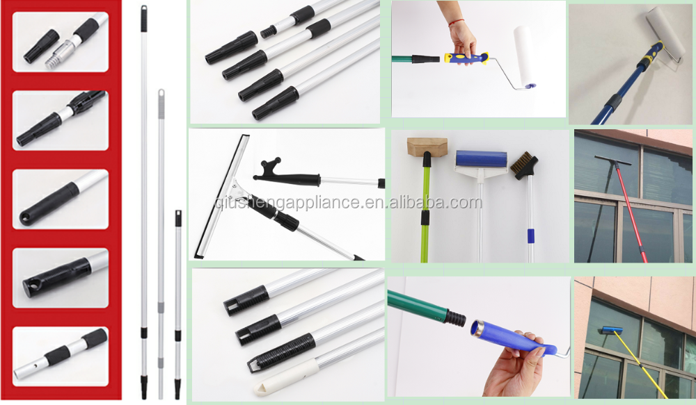 aluminum extension rod