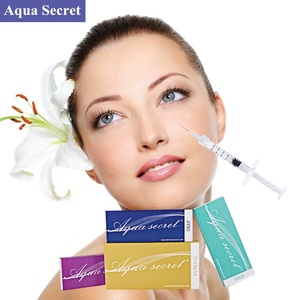 Aqua Secret Fine 2ml 1 piece Cosmetic Grade High Quality injection hyaluronic acid