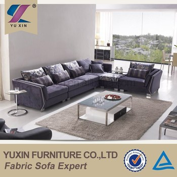 Furniture Luxury L Shaped Sofa Designs