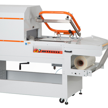 POF shrink film for semi-automatic and fully-automatic shrink tunnel machine