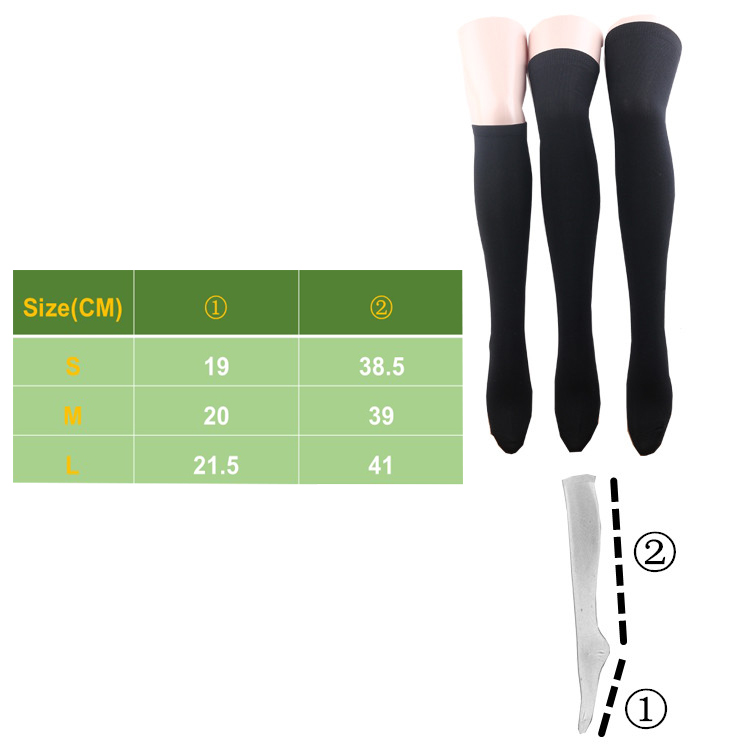 13448  autumn sweat-absorbent soccer custom compression sock