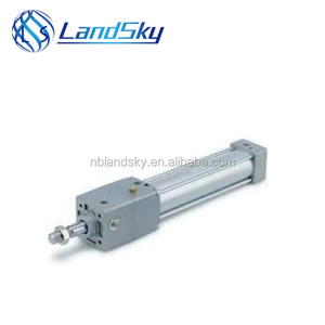LandSky S MC cylinder with tumtable Cylinder with Lock Double Acting, Single Rod MNB