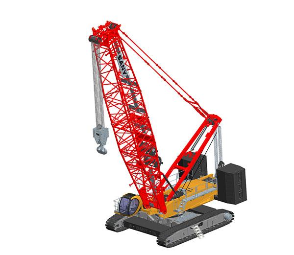 SANY ORIEMAC Tower Crane Electrical Panel SCC1350A  135 ton Crawler Crane