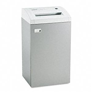 Fellowes : Powershred Heavy-Duty C-420 Strip-Cut Shredder, Black/Light Gray -:- Sold as 2 Packs of - 1 - / - Total of 2 Each