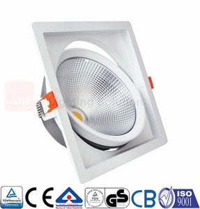 Super Quality High Brightness CE RoHS BIS CE GS Certified Led Downlight Spotlight
