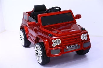Wiederaufladbare 6 V Mini Elektro Auto Für Kinder Mit Schaukelpferd