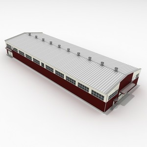 Cheap China Prefab Industrial Steel Structure Prefabricated Factory Layout Plan