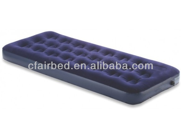 looking for inflatable flocking air matress from china, matress memory foam