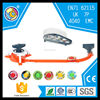 Hot Sell Railway Spinning Top Game Plastic Beyblade Toy