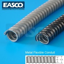 EASCO Black PVC Coated Steel Flexible Conduit
