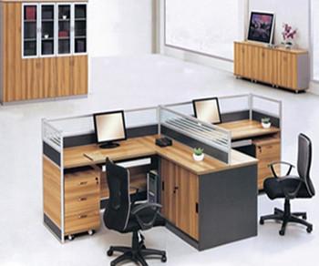 6 Seats Office Table Parion Modular