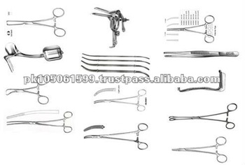 Dilatation And Curettage Gynecological Instruments Set ...