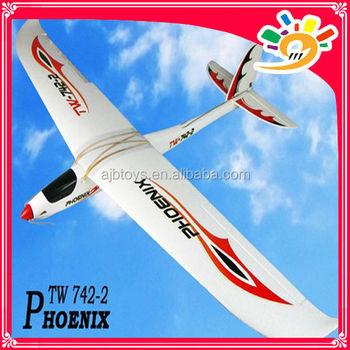 epo foam rc plane phoenix tw 742 2 4ch 6 ch professional planerc model plane lanyu hobby buy