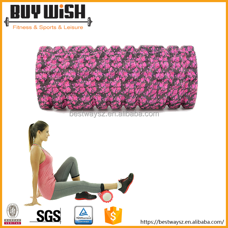 High Density EVA Hollow Yoga Foam Roller