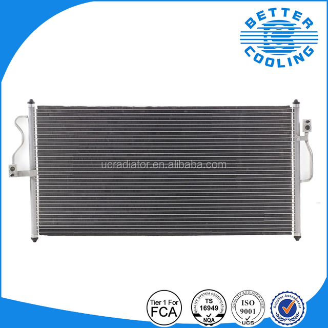 16 Years Experience Air Auto Conditioner Condenser For Ford MONTEREY / FREESTAR 04 - 07 A / C COND Air Conditioning Condenser