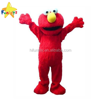 Funtoys CE Elmo Red Cookie Monster Adult Mascot Costume  sc 1 st  Alibaba & Funtoys Ce Elmo Red Cookie Monster Adult Mascot Costume - Buy Elmo ...