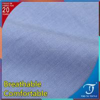 Latest shirt designs for men 100% cotton poplin pattern shirt fabric high density factory supplier yarn dyed shirt cotton fabric
