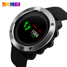 Smart watch multifunction compass watches health pedometer and calories monitor wrist clock 1336
