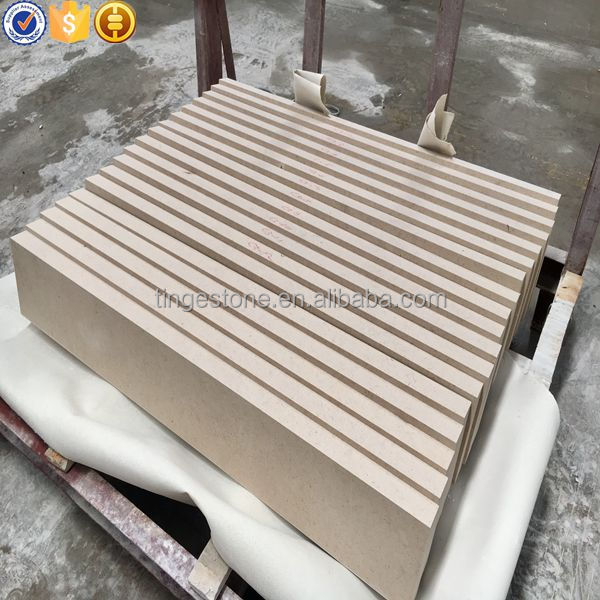 Natural tiles beige Limestone pavers