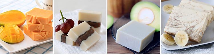 Kräuter Ätherisches Öl Bad Bar Handgemachte Geschenk Seife Für Fettige Haut Anziehen Bleaching