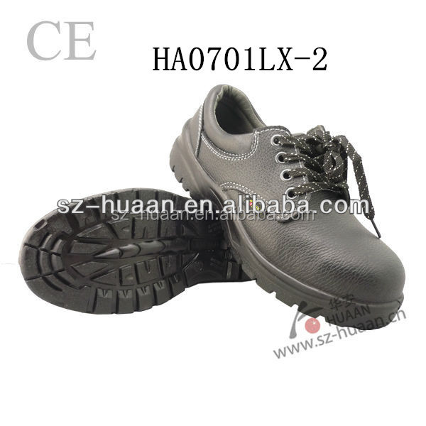en 20345 pu sole safety shoes/low cuff shoes