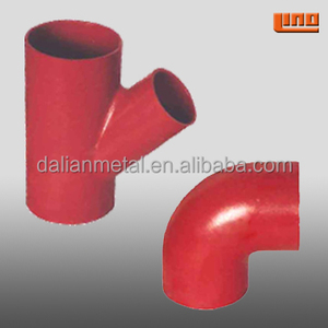 Cast Iron Fittings for sewage pipes