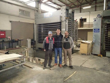 packing board plywood making line/poplar plywood produce line/High quality plywood production machine