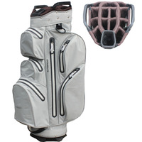 14 divider cart waterproof golf bag