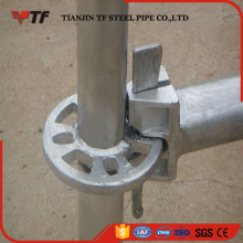 Cheapest products online durable tubular ringlock scaffolding system