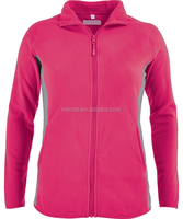 White Cross Scrubs comfortable fit Fleece high collar and zipper pull down front warm Sport Jacket