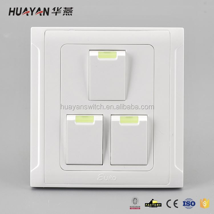 Top fashion simple design antique wall switches manufacturer sale