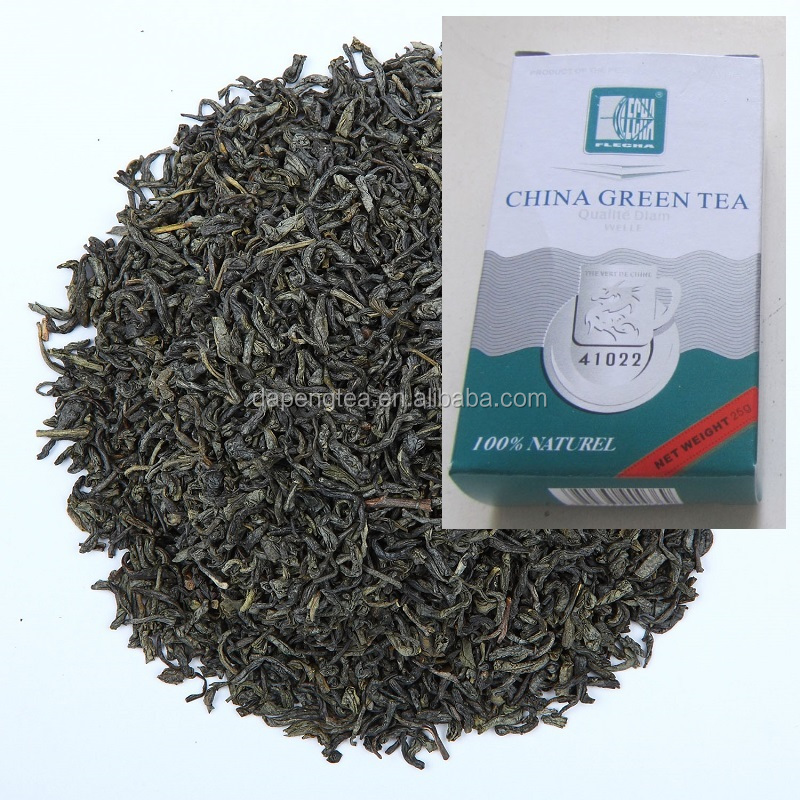 China green tea Senegal 41022 chunmee best quality - 4uTea | 4uTea.com